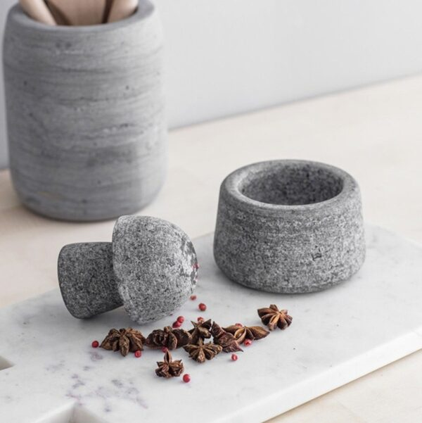 Granite Pestle and Mortar 4