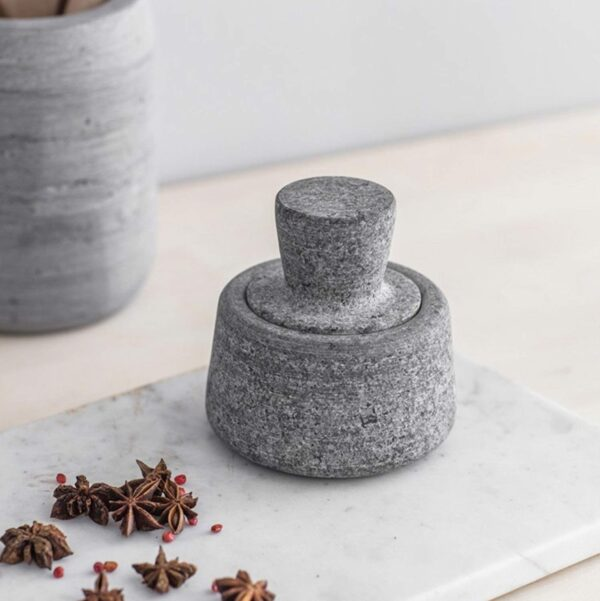 Granite Pestle and Mortar 5