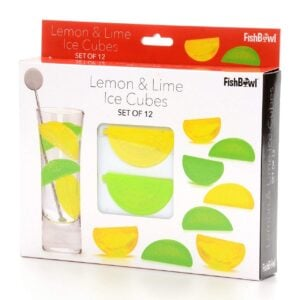 Lemon and Lime Ice Cubes 4