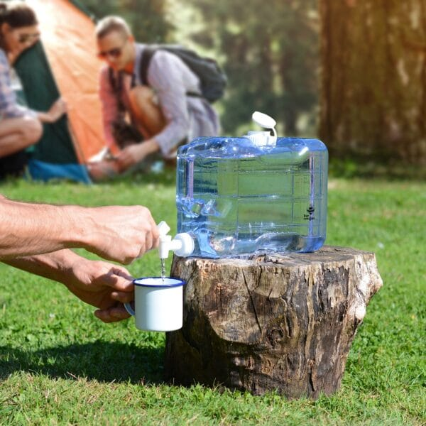 Water Tap Desktop Dispenser