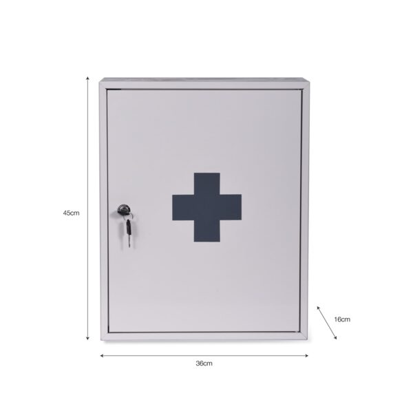 Medicine First Aid Medical Cabinet Cupboard