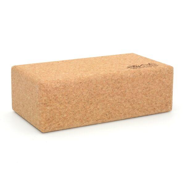 Premium Cork Yoga Block - Standard Brick