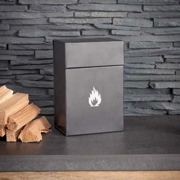 Firelighter storage box 1