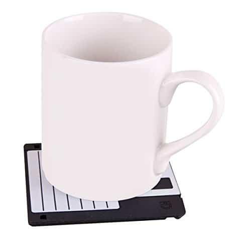 Floppy Disk Drink Coasters 2