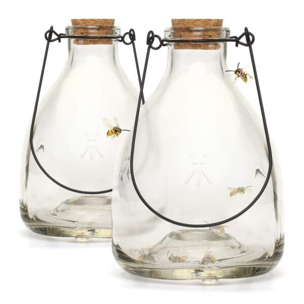 Double Pack Wasp Catcher 2