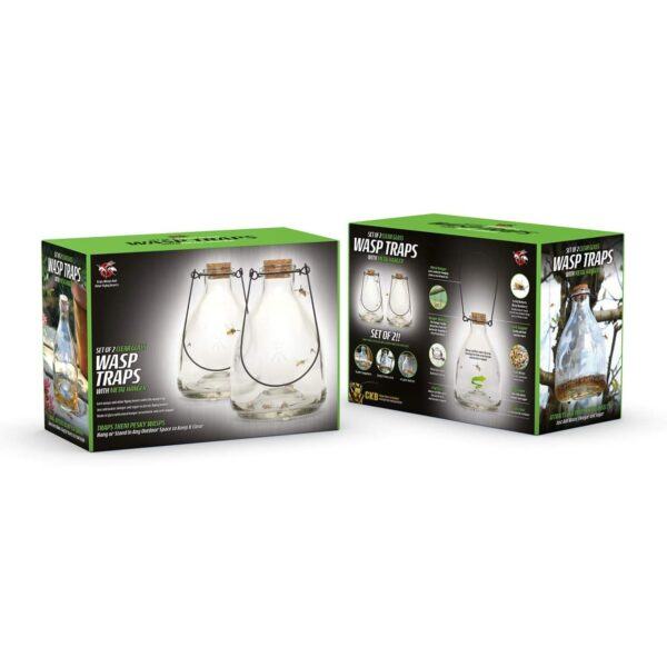 Double Pack Wasp Catcher 6