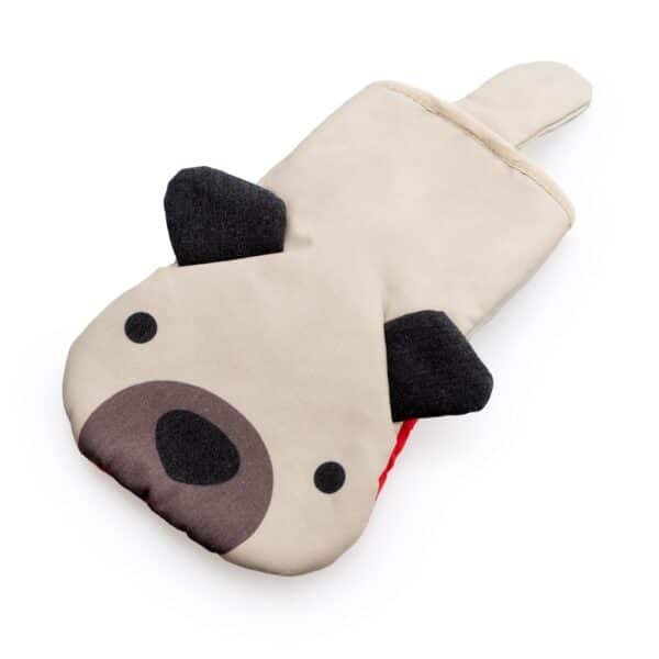 Dog Single Oven Glove Novelty