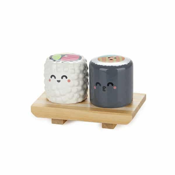 sushi salt and pepper