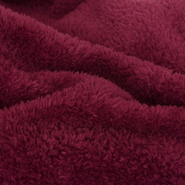 snug rug plum throw