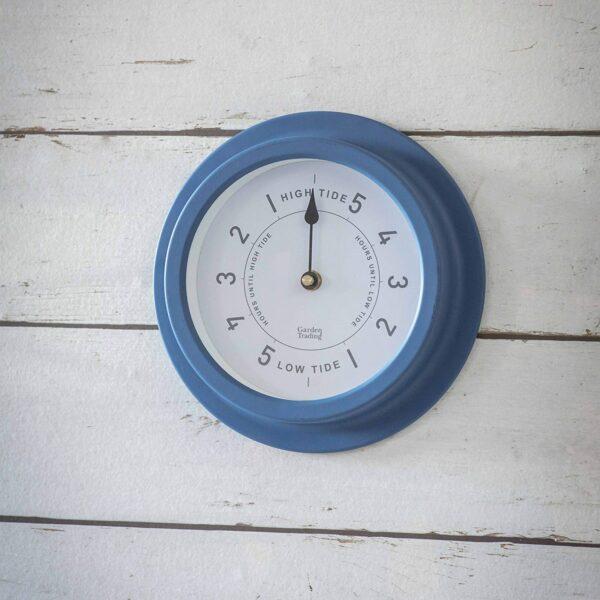 blue tide clock