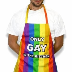 only gay apron
