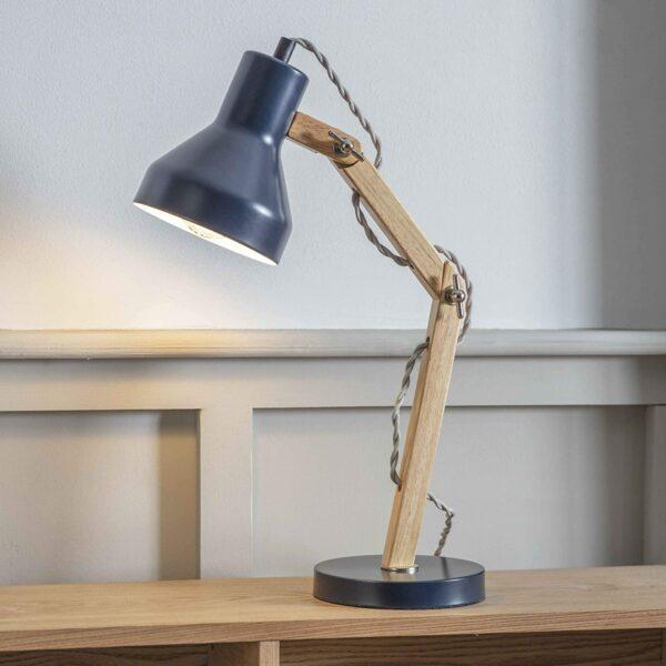 navy lamp