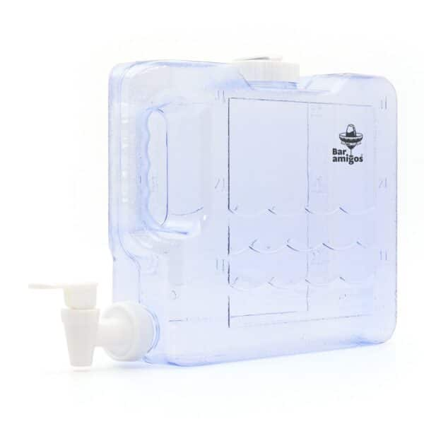 Slim Fridge Water Dispenser with Tap