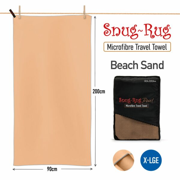 Beach Sand Beige XL