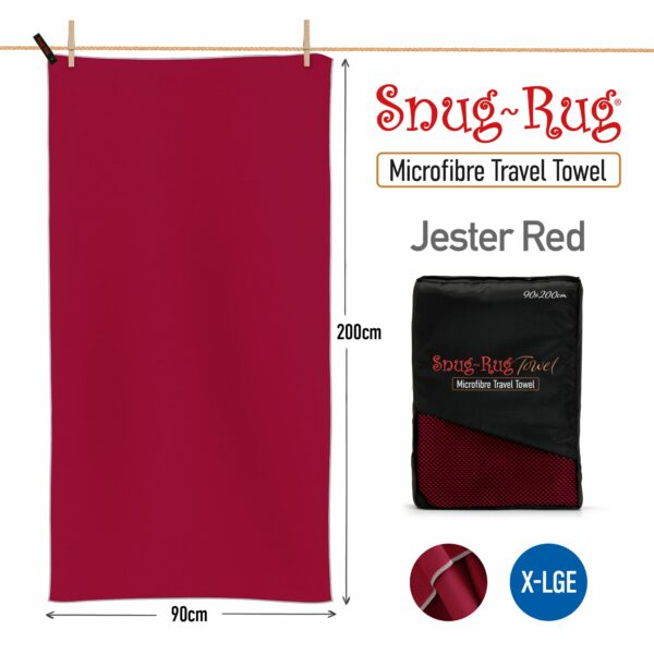 Jester Red XL