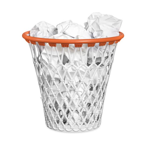 basketball hoop bin