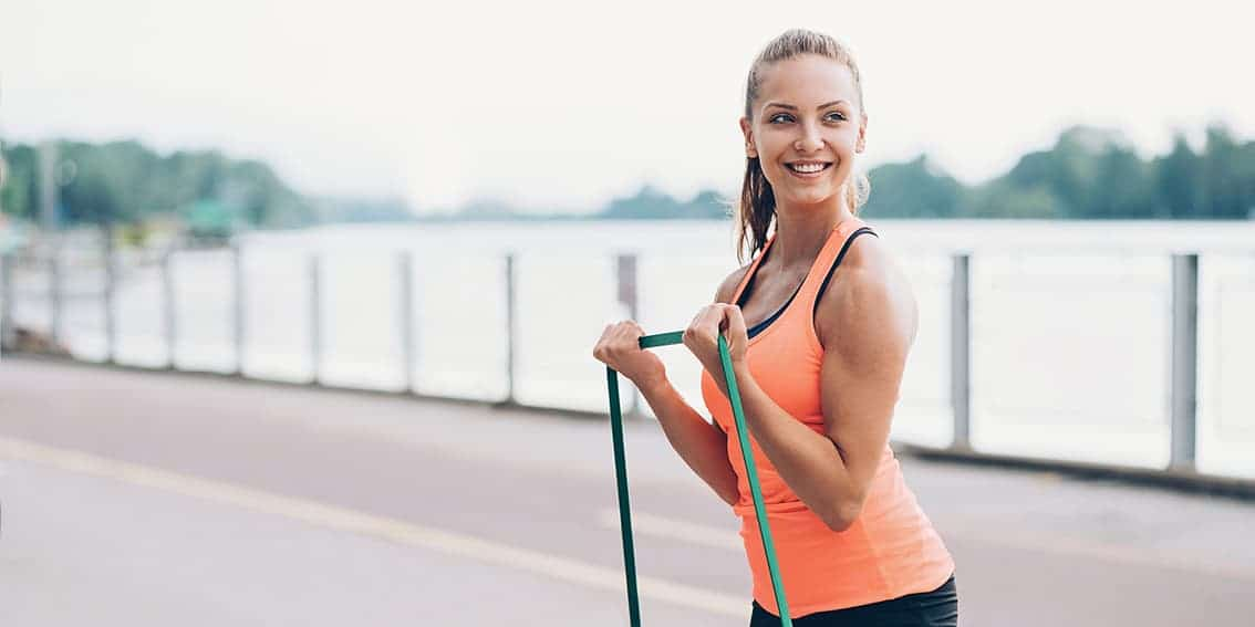 Resistance Bands Outdoor