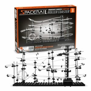 SpaceRail Perpetual Roller Coaster Marble Run Level 3