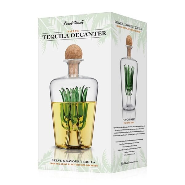 850ml Final Touch Agave Tequila Decanter