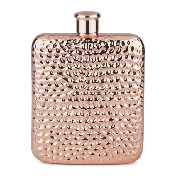 175ml Final Touch Copper Plated Luxe Flask