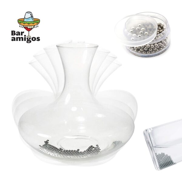 Stainless Steel Glass Cleaning Balls