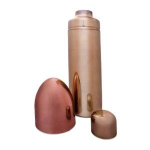 700ml Novelty Copper Bullet Cocktail Shaker