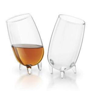 Set of 2 Relax Liqueur Glasses 200ml
