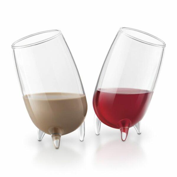 Set of 2 Relax Liqueur Glasses 200ml
