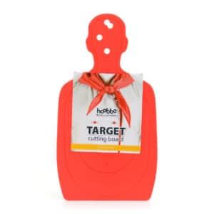 Target Shaped Chopping Board / Trivet