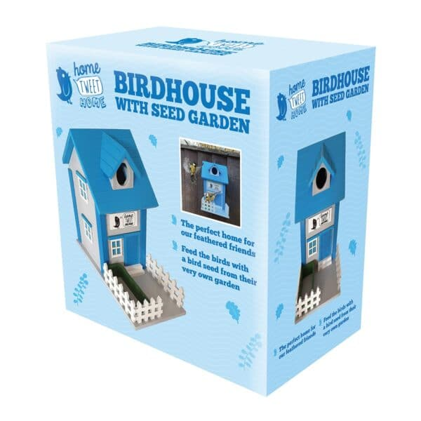 Hoe Tweet Home Bird Box / Feeder