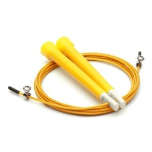 CKB Ltd Wire Skipping Rope Yellow