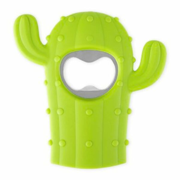 Cactus Novelty Bottle Opener